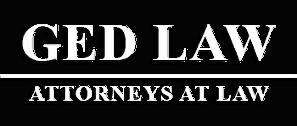 GED Law logo