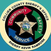 Collier County Sheriff's Office logo